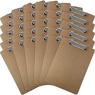 vinyl clipboard folder