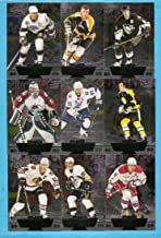 2012 / 2013 Upper Deck Black Diamond Hockey Series Complete Mint Basic Hand Collated 100 Card Veterans Set with Lots of Stars and Hall of Famers Including Wayne Gretzky, Bobby Orr, Sidney Crosby, Alex Ovechkin, Patrick Roy, Mario Lemieux, Jonathan Toews, Steven Stamkos, and Many More! (Hockey Cards)