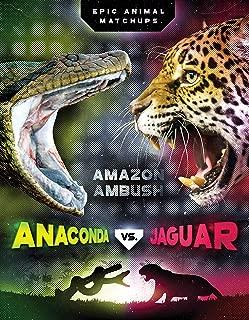 Anaconda vs. Jaguar: Amazon Ambush (Epic Animal Matchups)