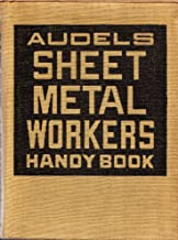 Audels Sheet Metal Workers Handy Book for Pattern Layout Men