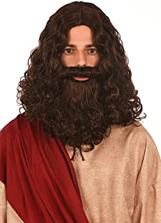 Costumes - Jesus Wig and Beard