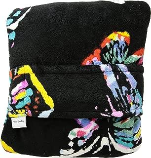 Vera Bradley Travel Throw Blanket, Fleece