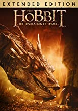The Hobbit: The Desolation of Smaug (Extended Edition) (plus bonus features!)
