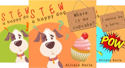 Stew Illustrated Dog Short Story (3 Book Series)