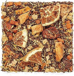 Tealyra - Mango `n Friends - Rooibos Fruity Herbal Loose Leaf Tea Blend - Red Bush - Pineapple - Orange - Strawberry - Caf...