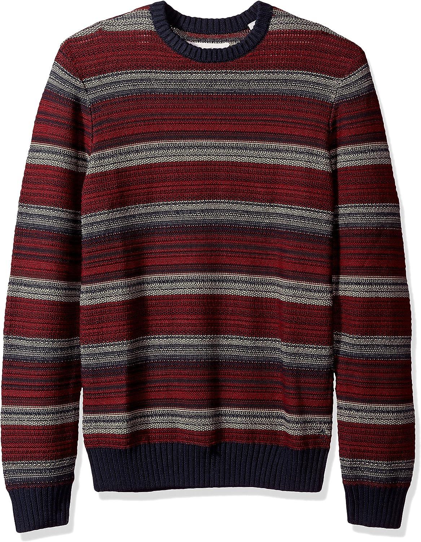 Original Penguin ! Super beauty product restock quality top! Max 50% OFF Men's Reverse Sweater Stitch Crew Tuck