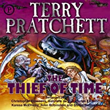 Thief of Time: A Discworld Novel