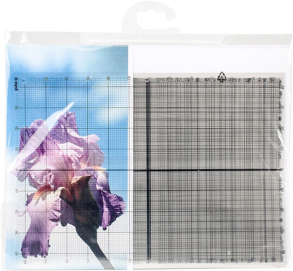 Pako 707.09 Transparent Grids 6/Pkg, Embroidery