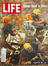 Life Magazine October 14, 1966 -- Cover: Football Pros Jim Taylor, Vince Costello