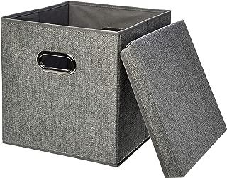 Best storage cube lids Reviews