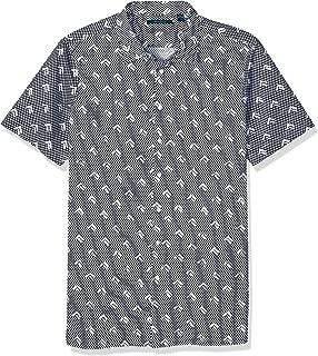 Men's Big and Tall Arrow Printed Shirt