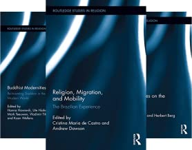 Routledge Studies in Religion (51-100) (50 Book Series)