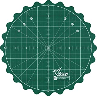 Best round rotating cutting mat Reviews