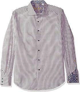 Robert Graham Men's Marion Classic Fit Long Sleeve Woven Shirt