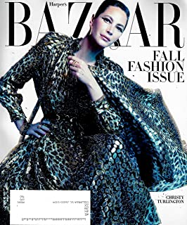 harper's bazaar fall fashion issue