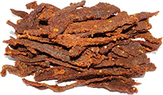 People's Choice Beef Jerky - Carne Seca - Limón Con Chile - Sugar-Free, Carb-Free, Gluten-Free, Keto-Friendly Meat Snack - 1 Pound Bag