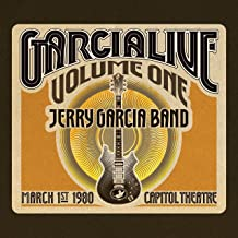 GarciaLive Volume One: March 1st, 1980 Capitol Theatre