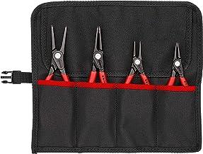 KNIPEX - 00 19 57 ferramentas – Conjunto de alicates de precisão de 4 peças em rolo de ferramentas (1957)