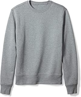 Amazon Essentials Men's Long-Sleeve Crewneck Fleece Sweatshirt