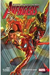 Avengers: Unleashed Vol. 1: Kang War One (Avengers (2016-2018)) Kindle Edition