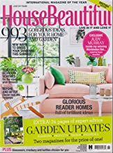 House Beautiful British Edition Magazine June 2017