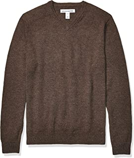 Amazon Essentials Men's Midweight V-Neck Sweater