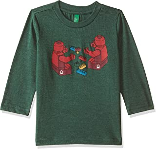 United Colors of Benetton Unisex Baby T-Shirt Pullunder