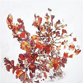 Modern Autumn Bouquet on Canvas, 40