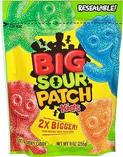 Sour Patch Kids Big Kids Soft & Chewy Candy, 9 oz