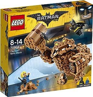 LEGO The Batman Movie Clayface Splat Attack Costruzioni