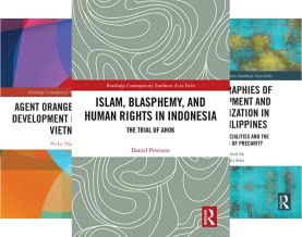Routledge Contemporary Southeast Asia (101-113) (13 Book Series)
