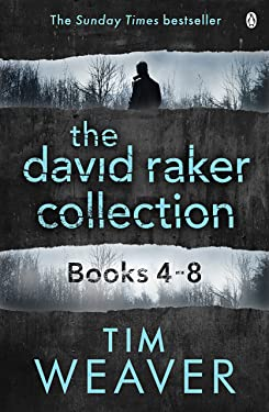 The David Raker Collection Books 4-8 (David Raker Missing Persons)
