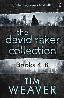 The David Raker Collection Books 4-8 (David Raker Missing Persons)