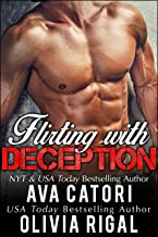 Flirting with Deception: A stand alone BBW contemporary romance (Flirting with Curves Book 2)