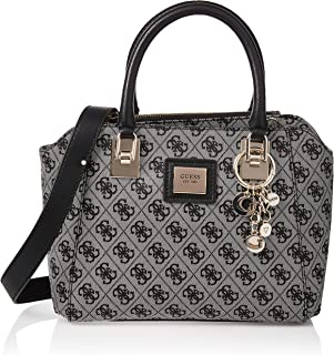 Guess Womens Satchel Bag, Black - SG766806