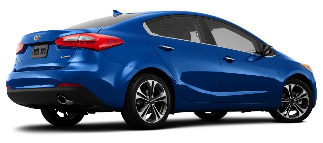 Amazon Com 2014 Kia Forte Ex Reviews Images And Specs Vehicles