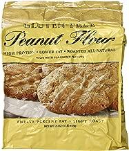 Protein Plus – Peanut Flour – Gluten Free – 16 Ounces