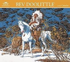 Bev Doolittle Wall Calendar (2017)