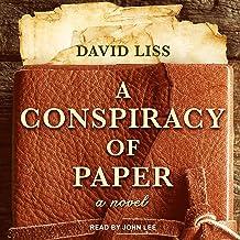A Conspiracy of Paper: Benjamin Weaver Series, Book 2