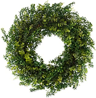 Best year round outdoor wreath Reviews