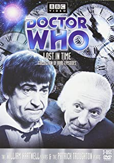 DOCTOR WHO:LSoundtrack IN TIME COLLECTION (DVD)