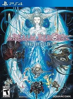 Final Fantasy XIV: A Realm Reborn (Collector's Edition) - PlayStation 4