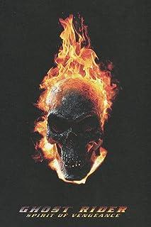 ゴーストライダー2 Ghost Rider: Spirit of Vengeance 映画パンフレット 監督 マーク・ネベルダイン、ブライアン・テイラー キャスト ニコラス・ケイジ、キアラン・ハインズ、ビオランテ・プラシド、ジョニー・ホイットワ...