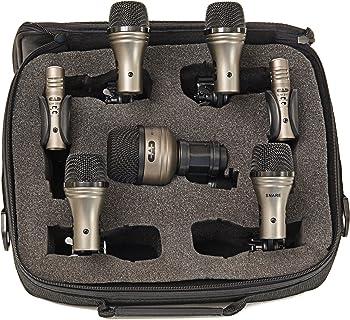 CAD PRO-7 7-Piece Drum Microphone Kit