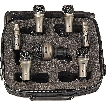 CAD Pro-7 7-Piece Drum Microphone Pack