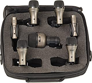 CAD Pro-7 7-Piece Drum Microphone Pack