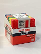 3.5 Inch Diskettes, 25 Pack, 1.44 MB, IBM Formatted by Staples