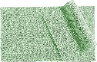 AmazonBasics Everyday Cotton Bath Rug Set, 17