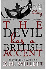The Devil has a British Accent Book Two: Cary: A Movie Star Paranormal Multicultural Romance (White Carpet Series 2) Kindle Edition