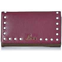 Lavie Astrid Passport Holder Tri Fold Women's Wallet(Olive)
